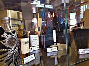 $30,000 worth of single malt scotch