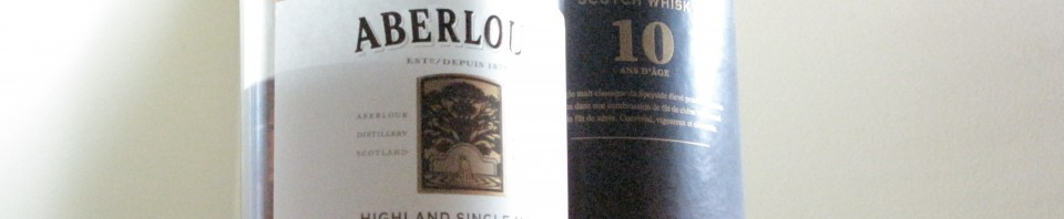 Aberlour 10y with Katherine & The Dan