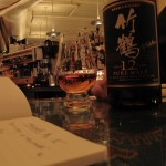 Nikka Taketsuru 12y Pure Malt with The Girl at the Whisky Cafe