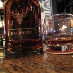 The Dalmore 15y with The Girl at L'ile Noire