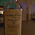 Balvenie Founder's Reserve 10y with The Dan