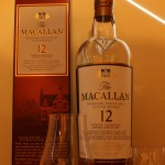 MacAllan 12y Sherry Oak with The Girl