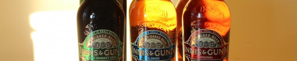 Innis & Gunn Cask Aged Beer