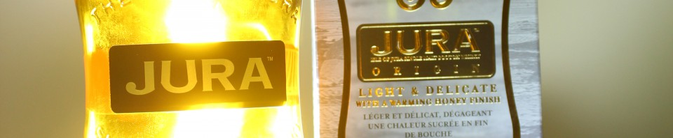 Updated! Jura Origin 10y with Dan & Matt