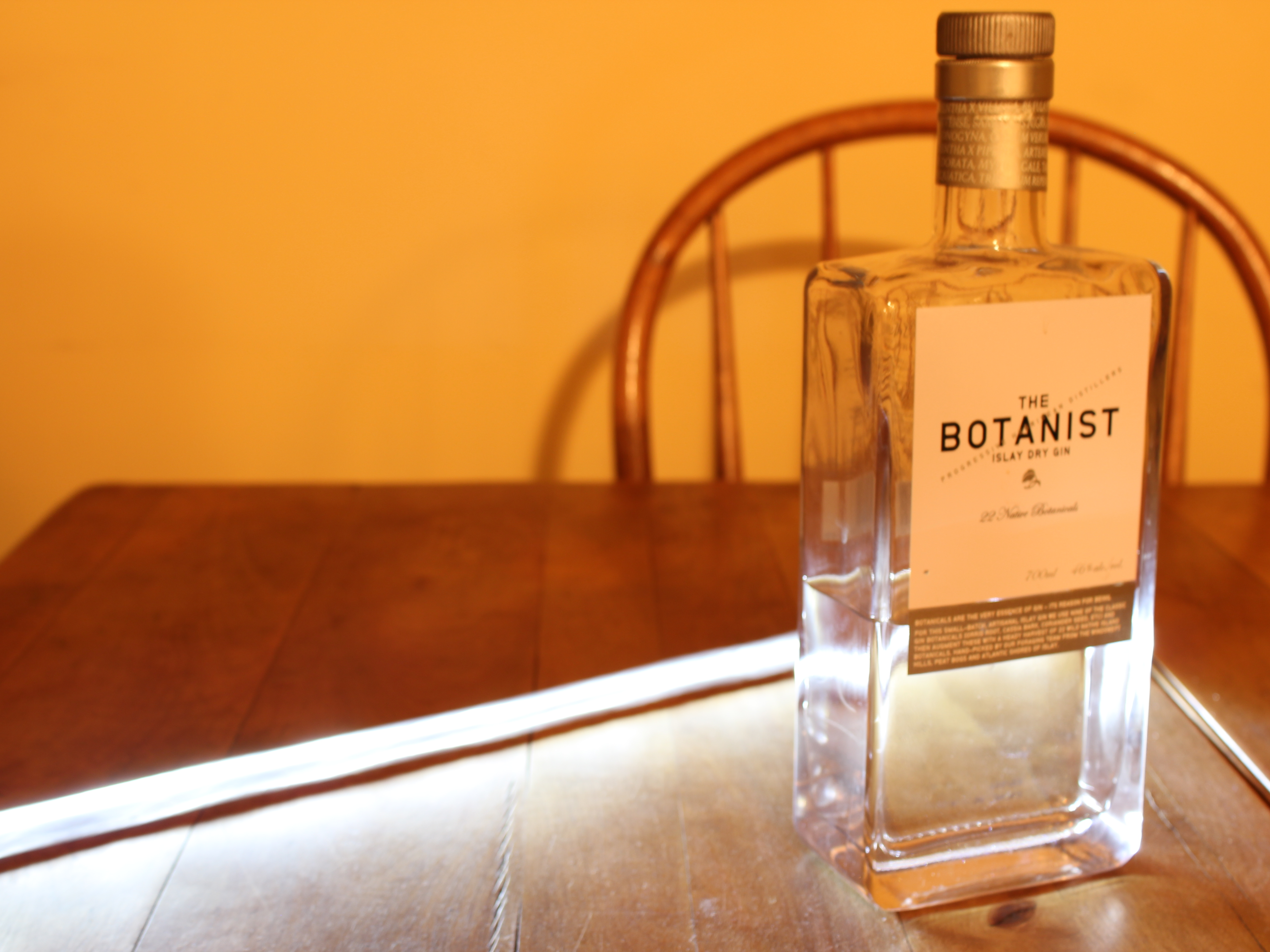 The Botanist Gin with The Dan, The Ryan & The Goran