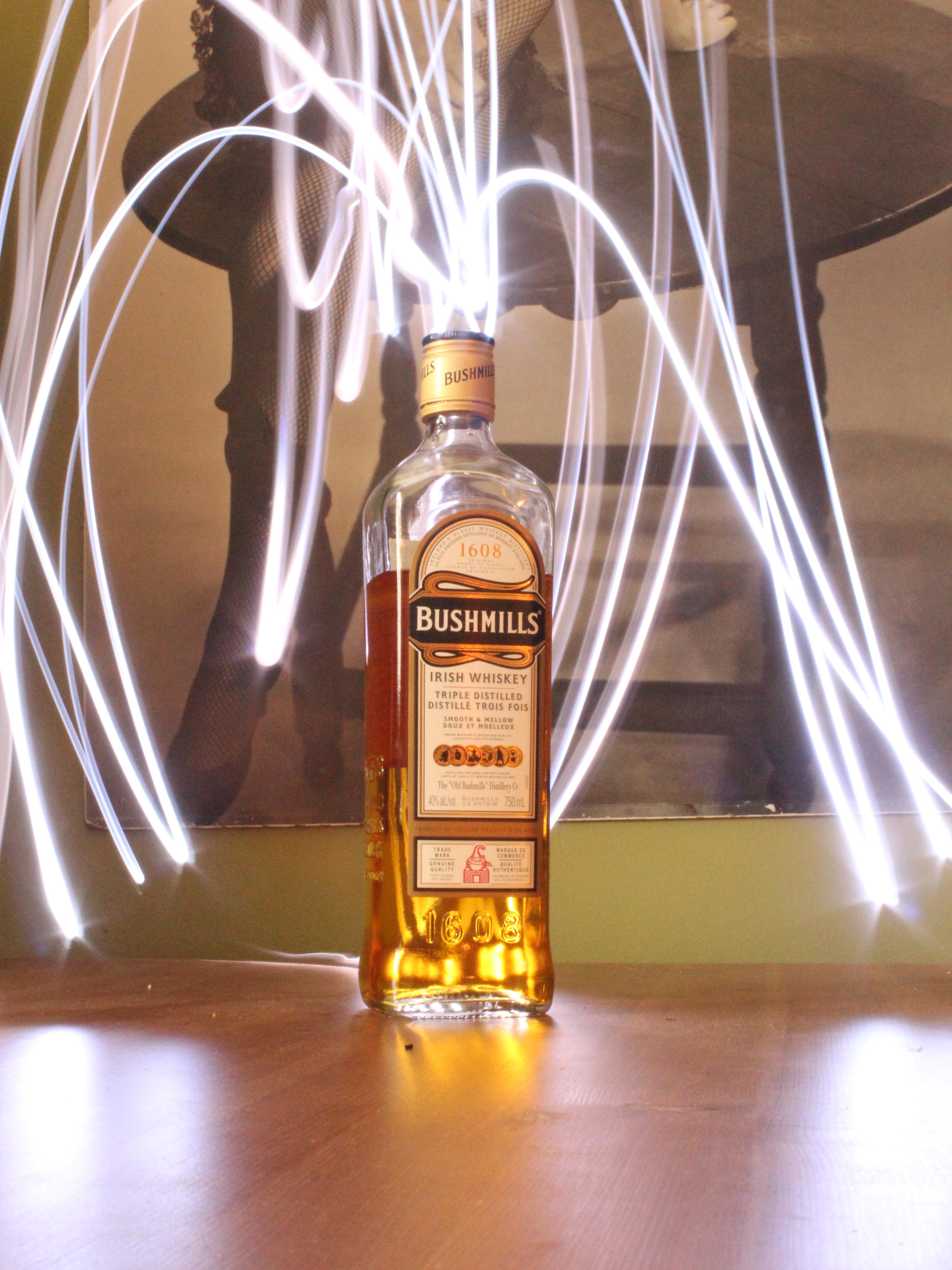 Bushmills Irish Whiskey with Dan & Goran