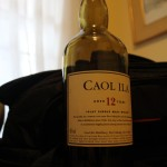 Caol Ila 12y with Dan
