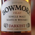 Bowmore 15y Darkest with Ryan