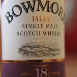 Bowmore 18y with Ryan