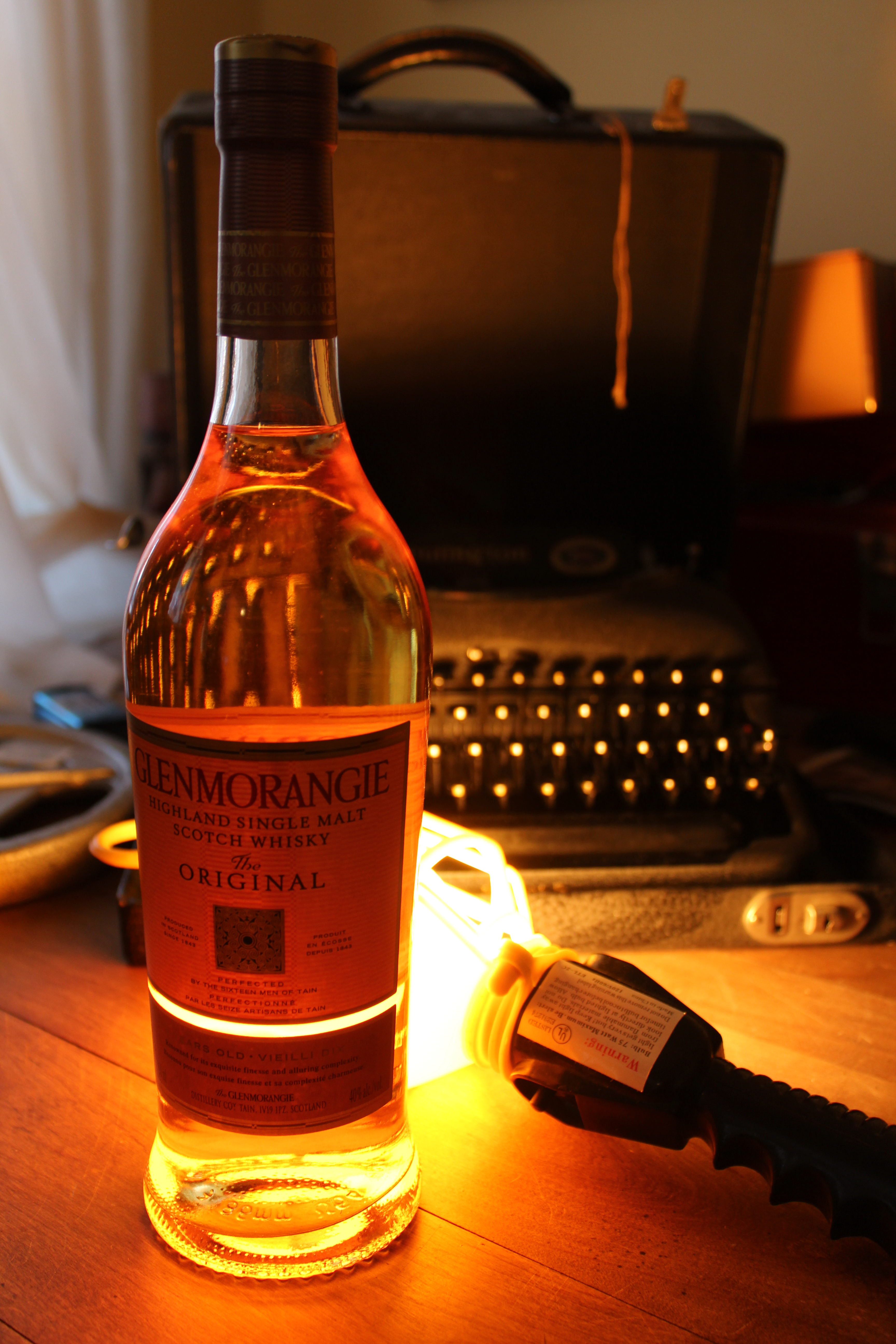 Glenmorangie 10y Original with Dan