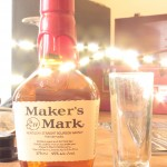 Maker's Mark Kentucky Straight Bourbon Whisky with Trevor & Steph (part 2 of An Evening Beyond The Pale)