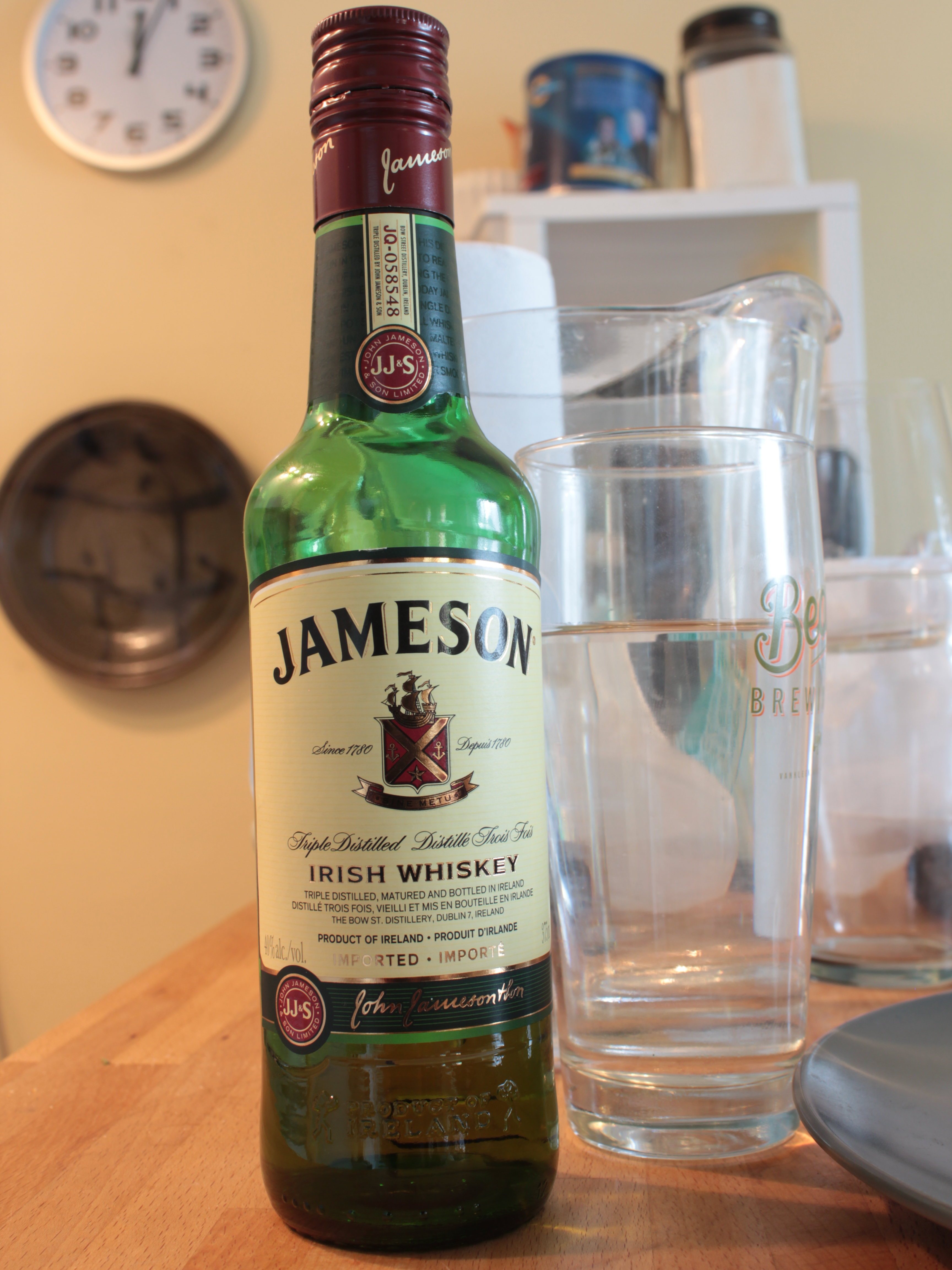 Jameson Irish Whiskey with Goran & Ryan