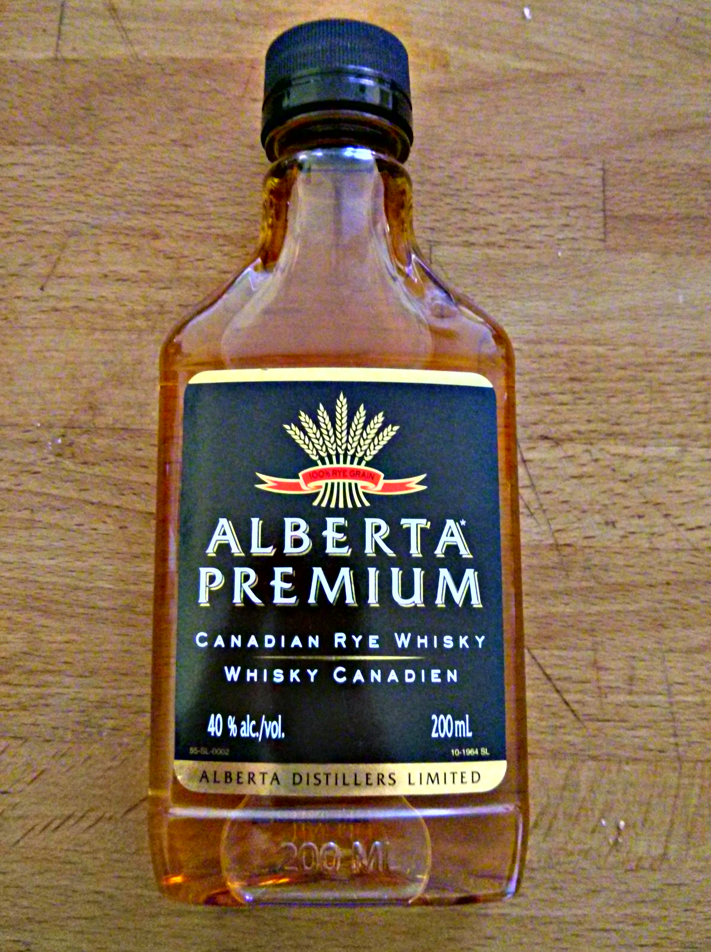 Alberta Premium Canadian Rye Whisky with Goran & Ryan