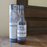 Robert Burns Blended Scotch Whisky with Dan