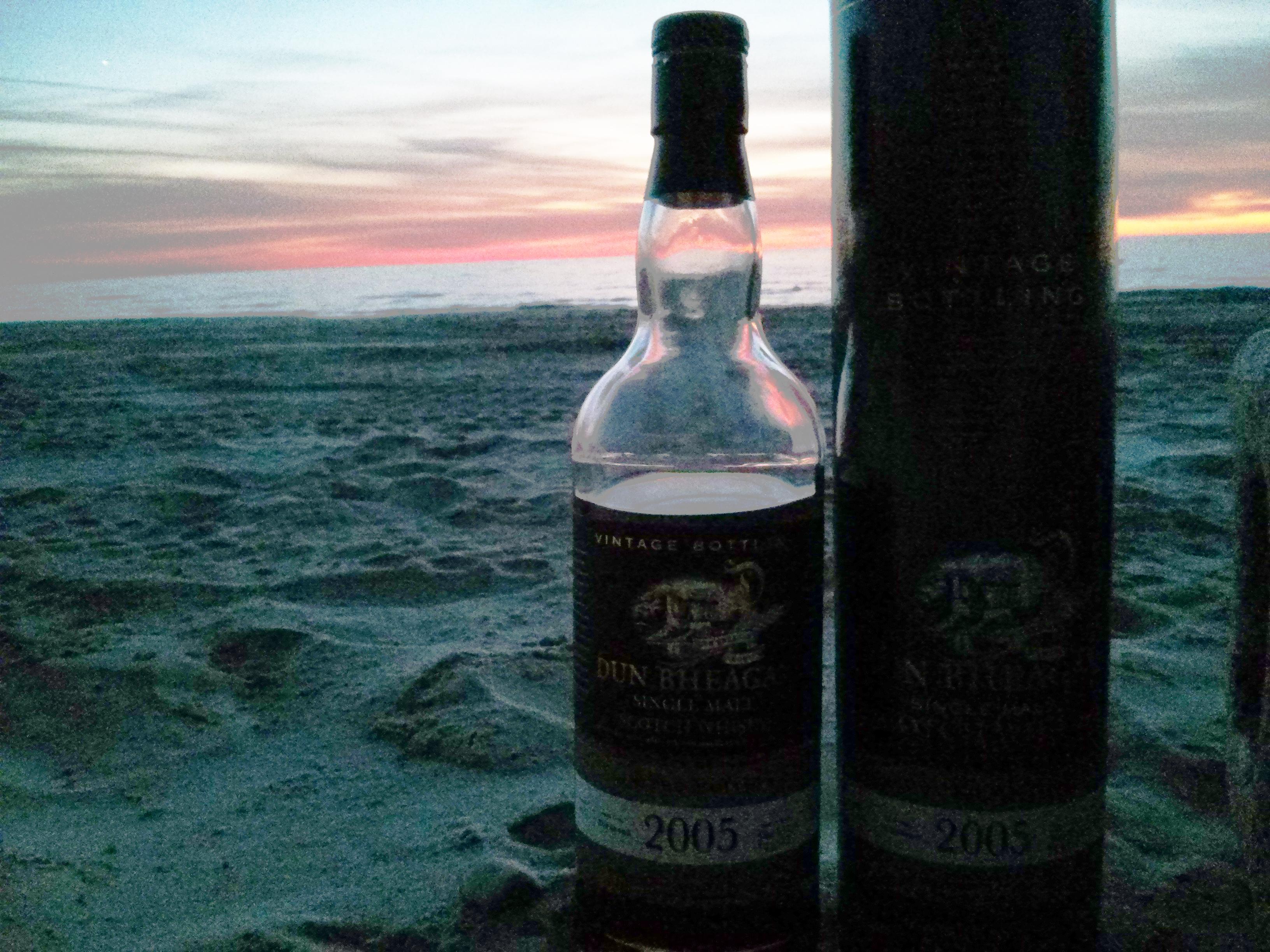 Birthday Scotch Review – Dun Bheagan 8y Islay Hogshead