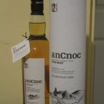 anCnoc 12y with Dan, Ryan, Goran & Steph