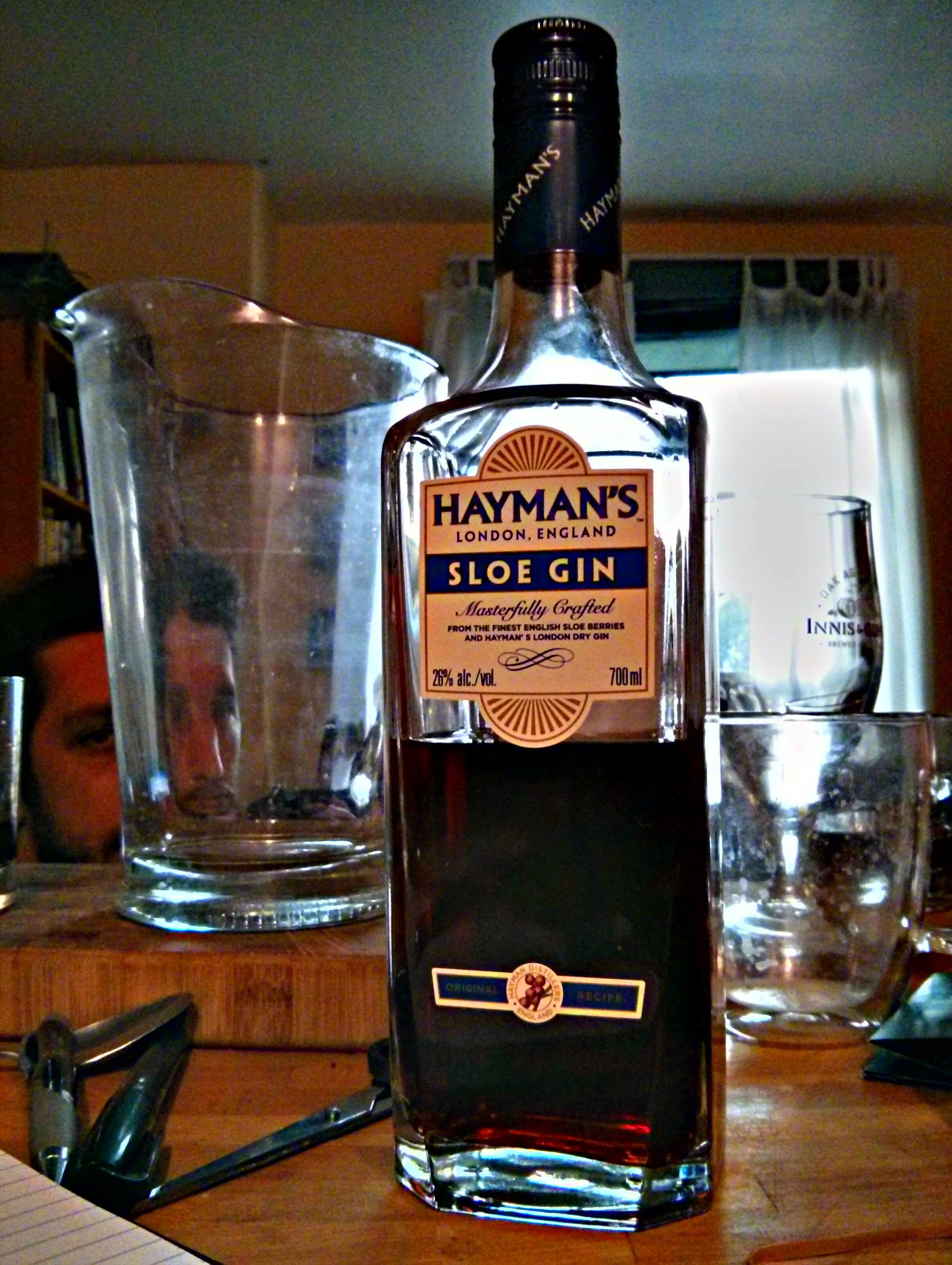 Hayman's Slow Gin with Dan, Bowick & Laura