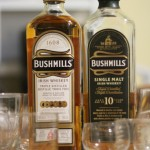 BattleScotch! Bushmills White Label Blend v Bushmills 10y Single Malt with Dan, Goran, Ryan & Chris
