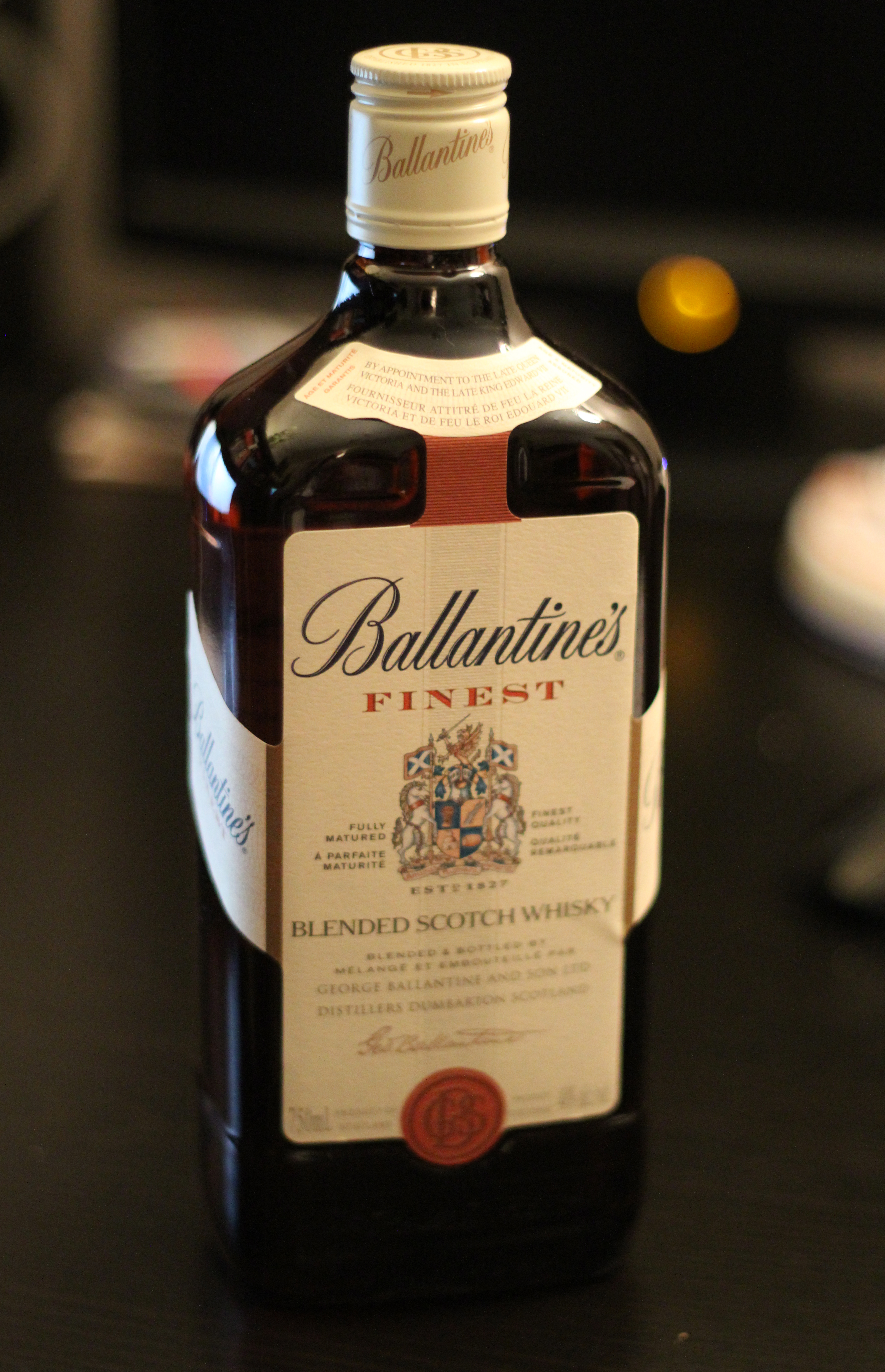 ScotchParty Review #6 – Ballantine's Finest with Ashley, Dan, Bowick, Ryan, Jared & Goran