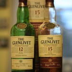 BattleScotch! The Glenlivet 12y v The Glenlivet 15y French Oak Reserve with Ryan & Goran