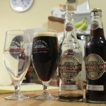 Innis & Gunn Bourbon Stout with Goran
