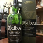 Ardbeg 10y with Matt, Ryan, Dan & Goran