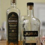 BattleScotch! Bushmills 10y Single Malt v Jura 10y Origin with Dan, Ryan & Goran