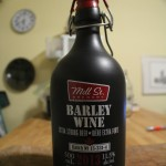 Fifth Beer Of Christmas: Mill Street Brewery Barley Wine with Goran & Ryan