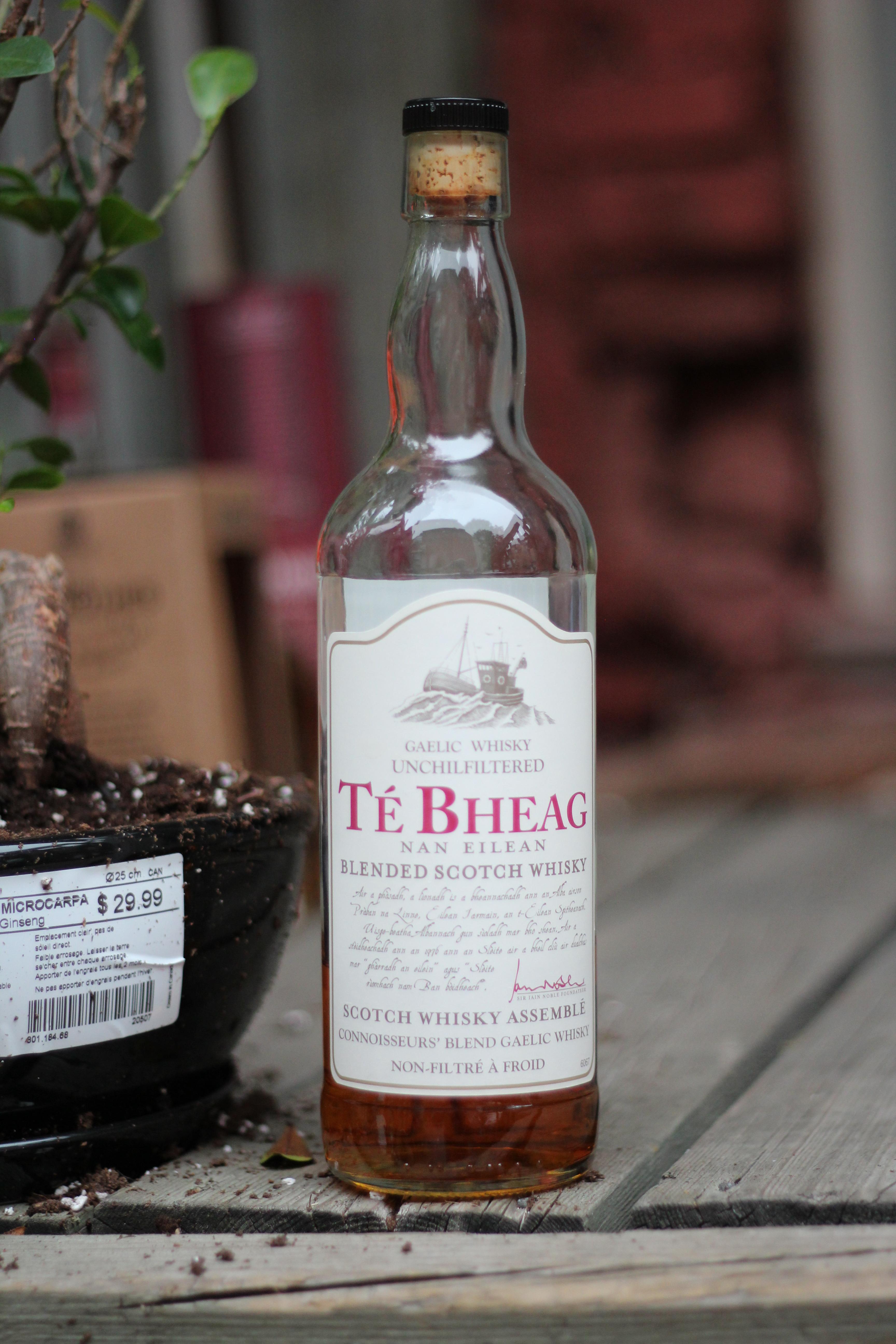 Té Bheag Nan Eilean Blended Scotch with Dan, Ryan & Goran