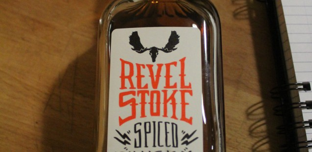 Revel Stoke Spiced Whisky with Dan, Goran & Ryan
