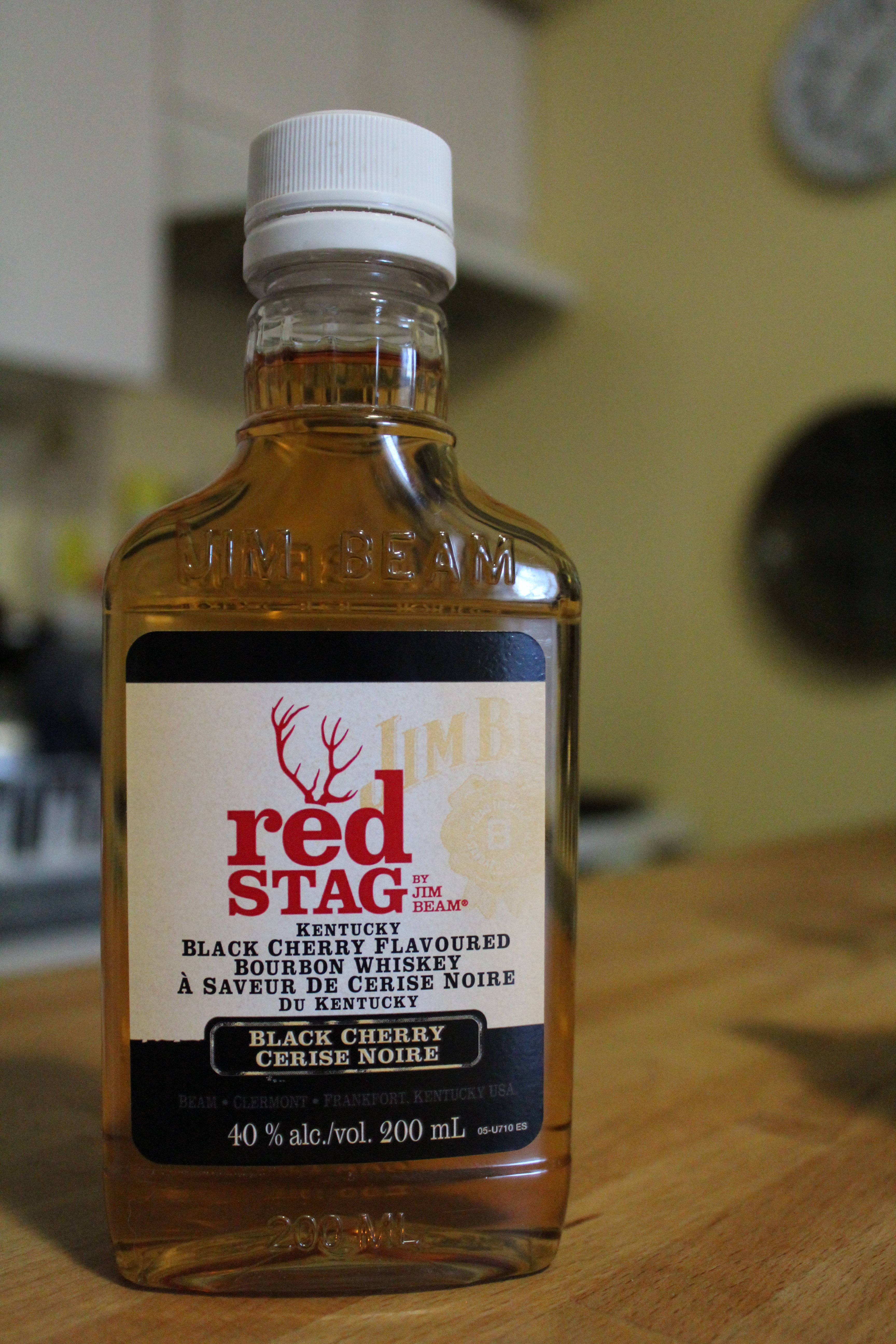 Red Stag Kentucky Black Cherry Bourbon Whiskey with Dan & Goran