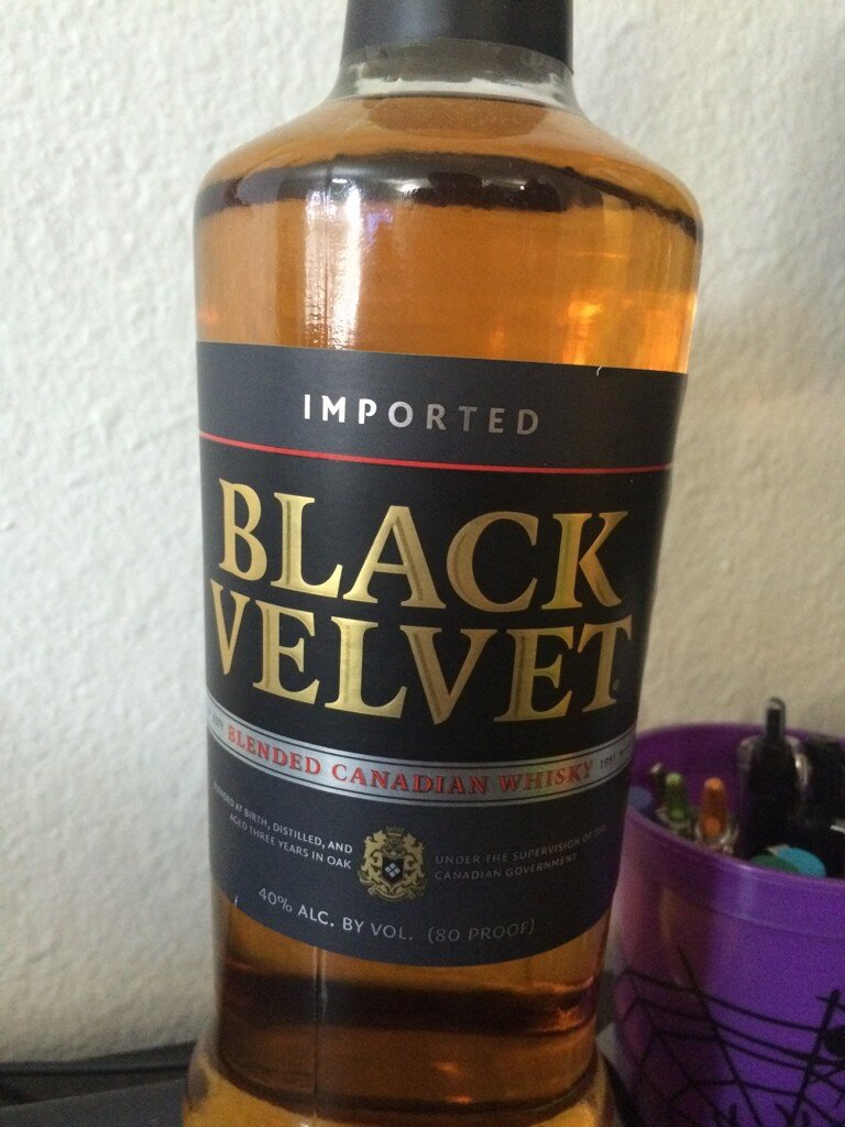 Black Velvet Blended Canadian Whisky by Peter (Guest Review)