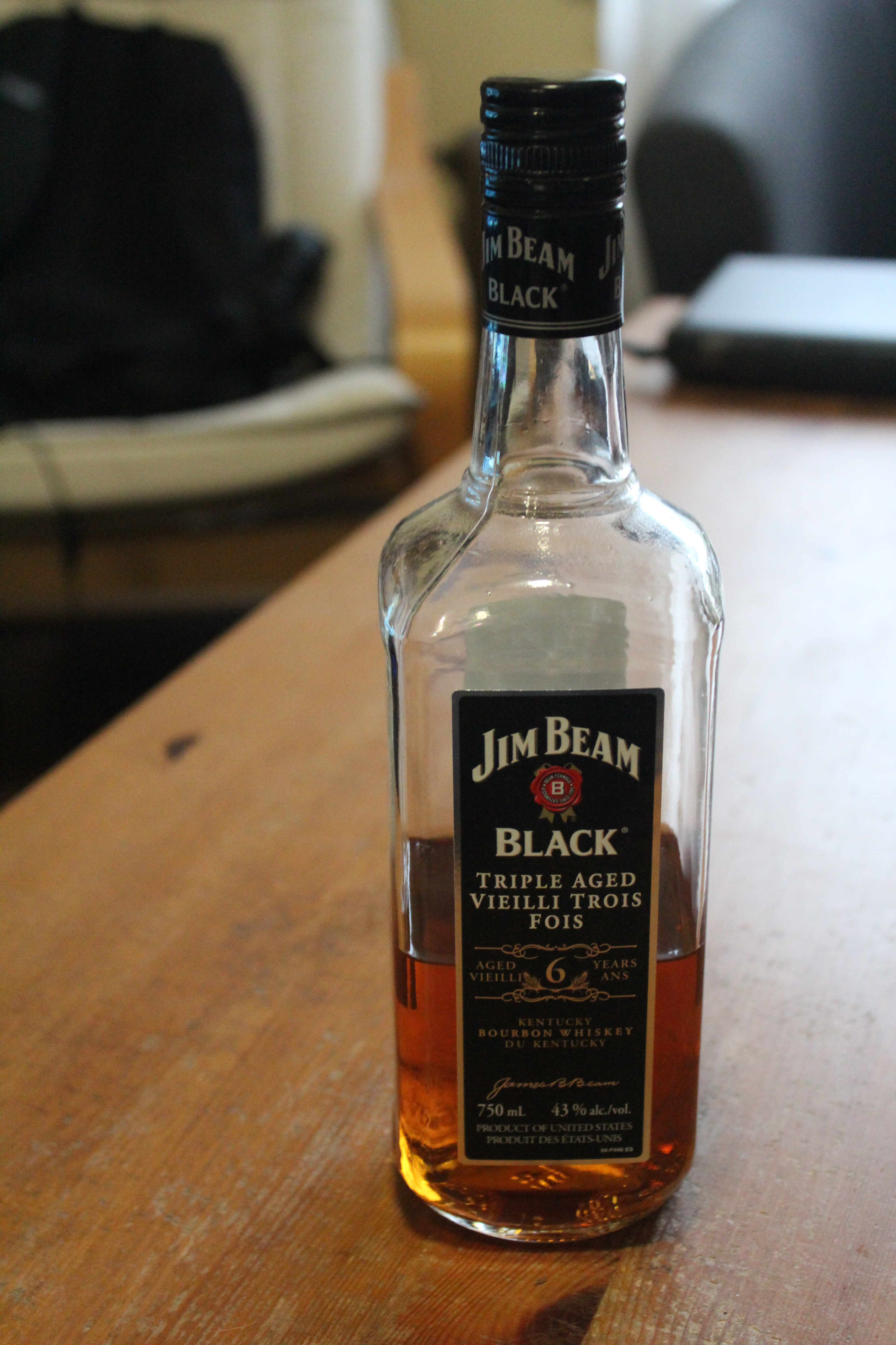Jim Beam 6y Black with Dan, Goran & Ryan