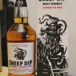 The Original Oldbury Sheep Dip Malt Whisky with Dan & Davey