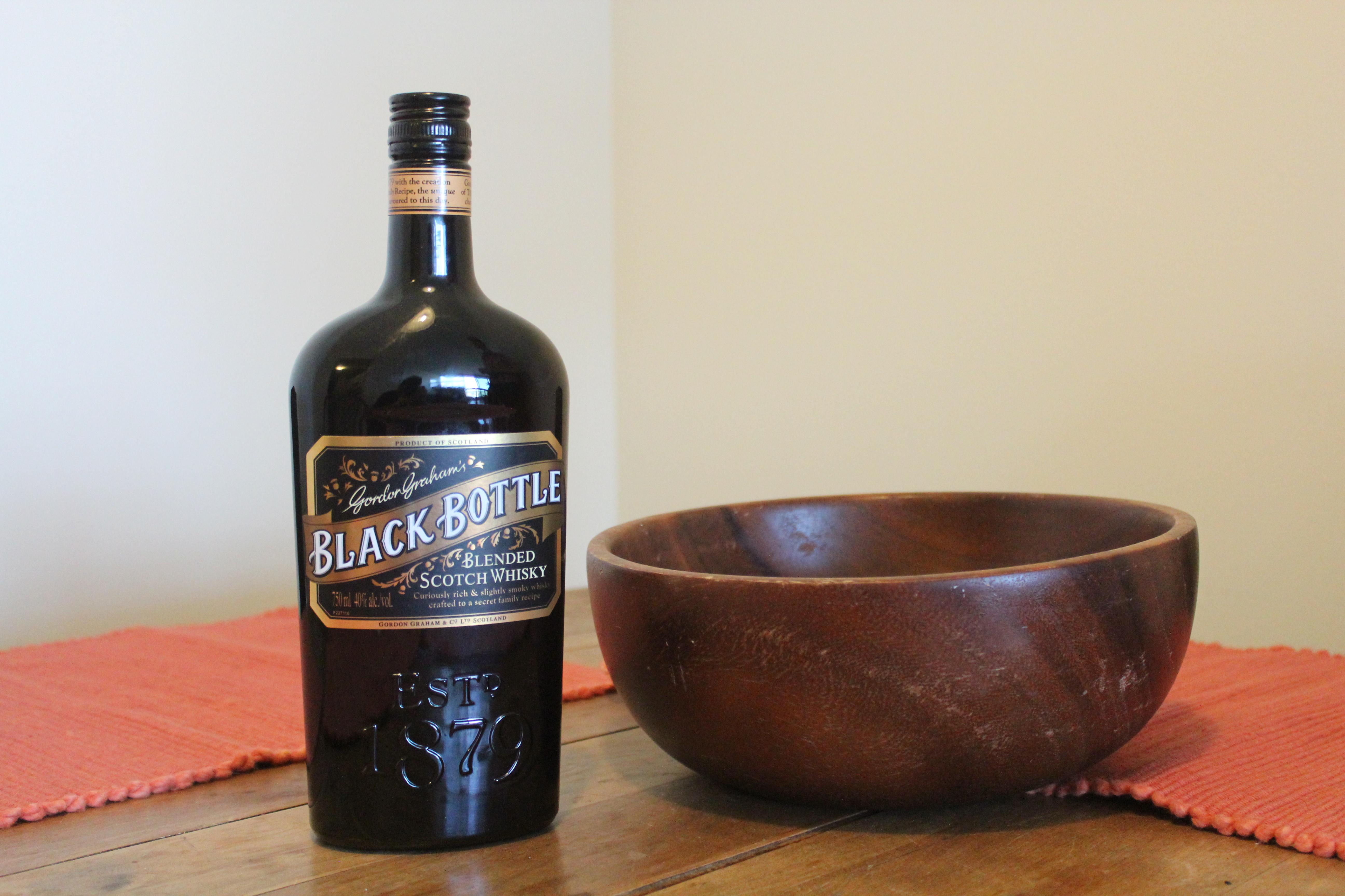 Gordon Graham's Black Bottle with Dan, Goran, Steve, Brian & Matt