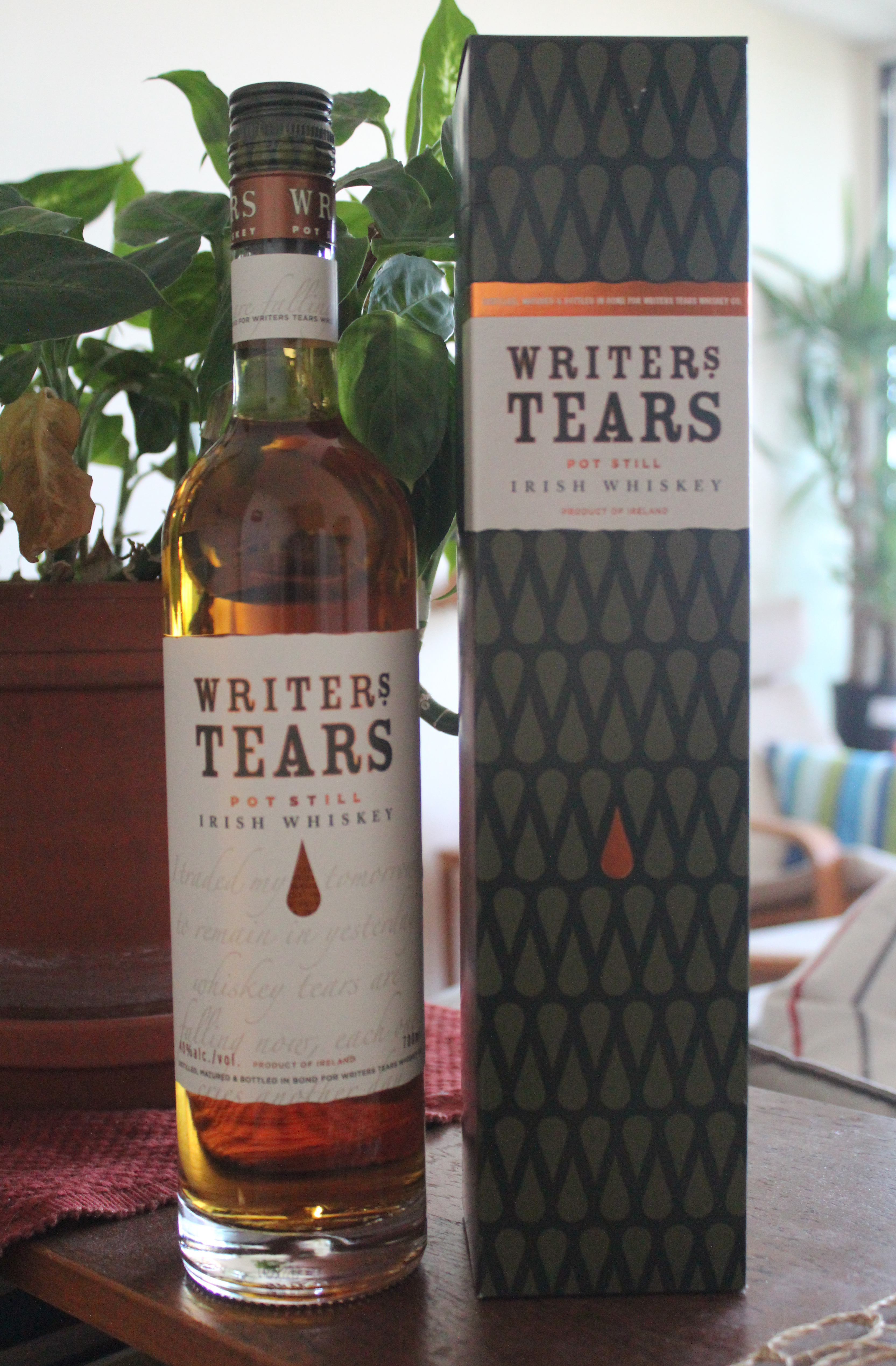 Round 2! Writer's Tears with Matt & Brian