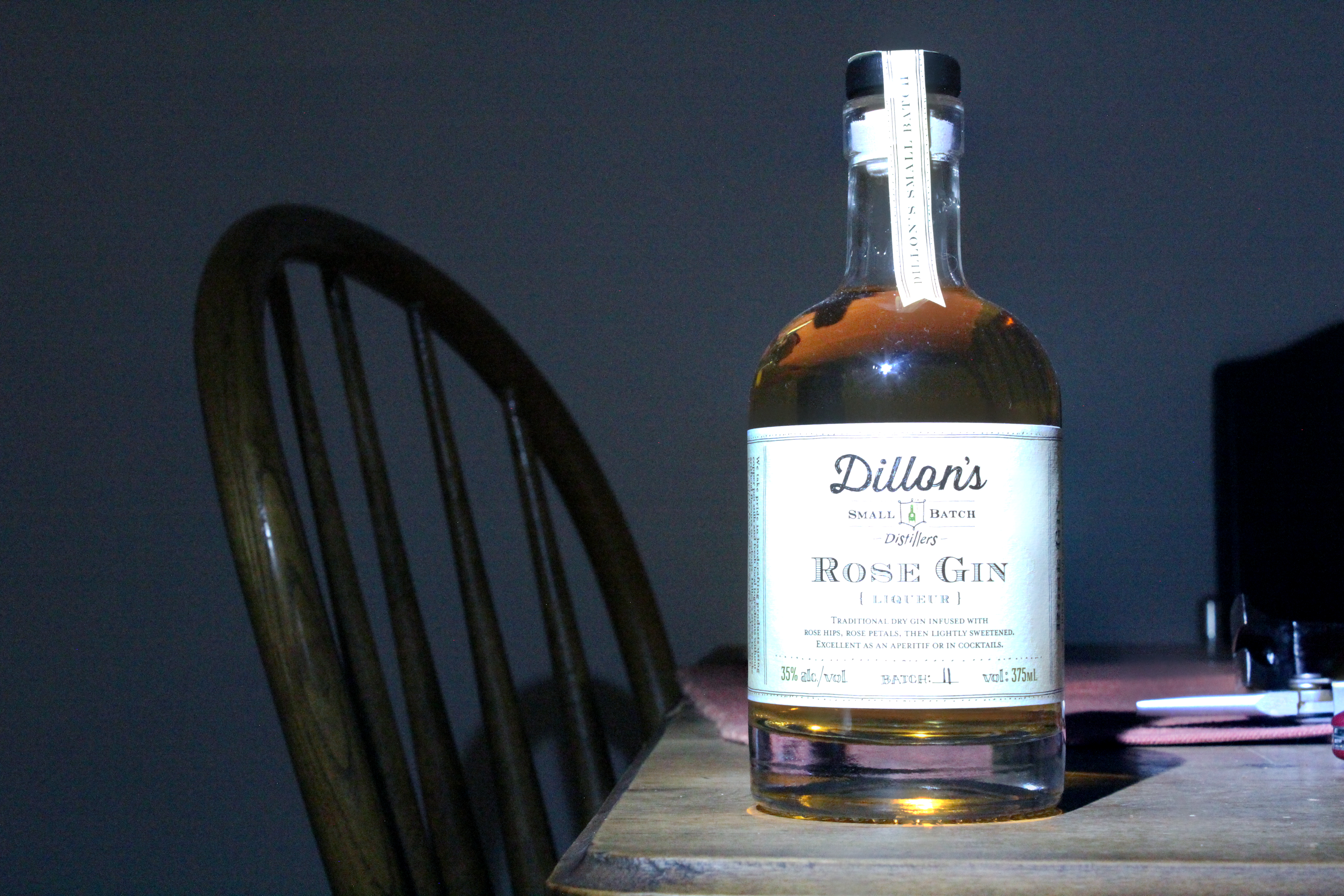 Dillon's Rose Gin Batch 11 with Dan & Alex