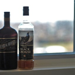 BattleScotch! Black Bottle v Black Grouse with Goran