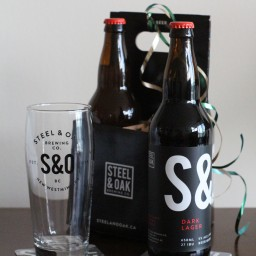 Steel & Oak Dark Lager with Dan