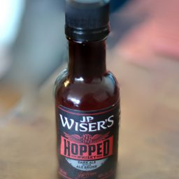 JP Wiser's Hopped Whisky (Dark Ale Style) with Dan