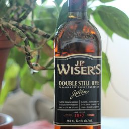 JP Wiser's Double Still Rye with Dan