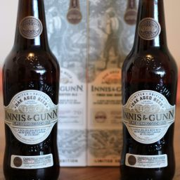 Innis & Gunn Fired Oak Scotch Ale with Davey & Steve