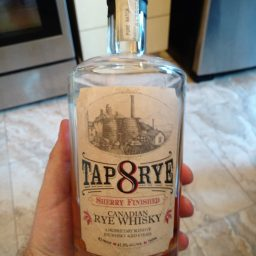 Tap 8 Sherry Finished 8y Rye with Dan