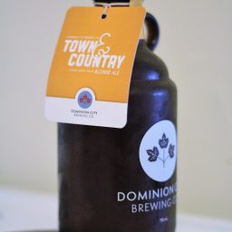 Dominion City Town & Country Blonde Ale with Devin