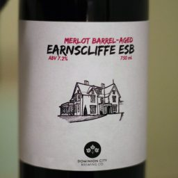 Dominion City Merlot Barrel-Aged Earnscliffe ESB with Dan, Vanni & Davey