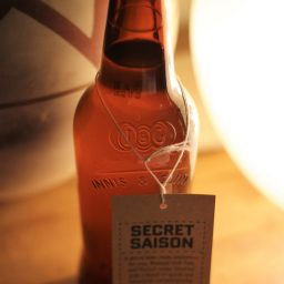 Innis & Gunn Secret Saison with Julia