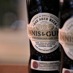 Innis & Gunn Bourbon Cask Dark Ale with Steve