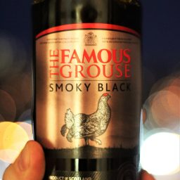 The Famous Grouse Smoky Black with Dan