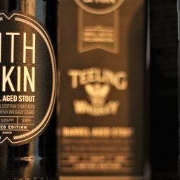 Innis & Gunn Kith & Kin Teeling Whiskey-Aged Stout with Dan & Davey
