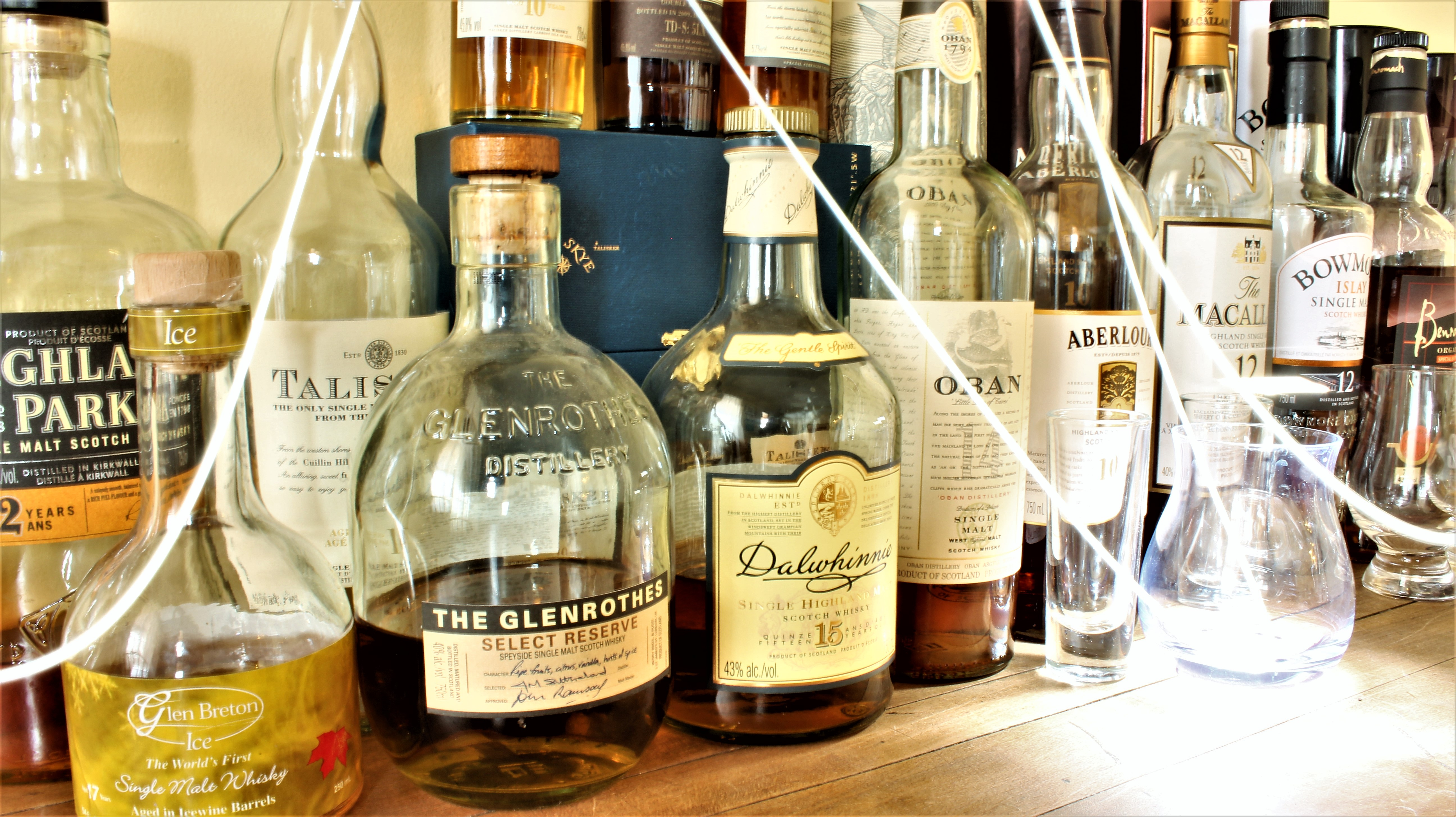 How To Do A Whisky Tasting